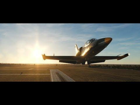 """DCS: L-39 """"Sunset Flight"""" =DELTA21=Matvej389"""