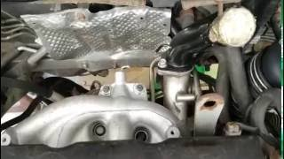 How to Turbocharged your 09 Mitsubishi Lancer part 2/2 -Turbo Installation