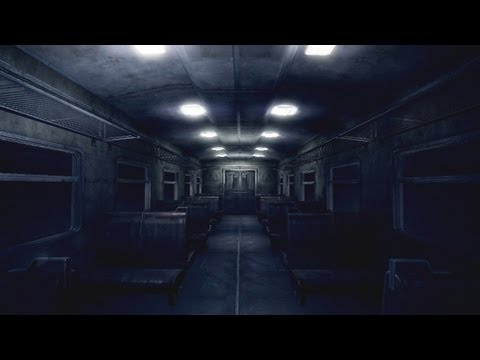 THE TRAIN - Full Playthrough - Indie Horror Game