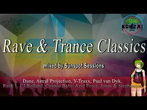 Rave and Trance Classic Anthems