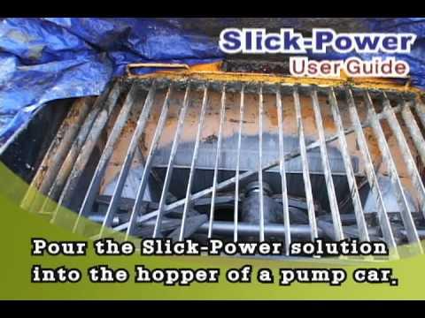 Пусковая смесь «Slick-Power