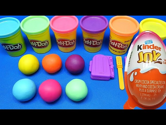 Best Learning Video for Toddlers Learn Colors | Learn with Play Doh