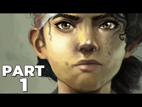 THE WALKING DEAD THE FINAL SEASON EPISODE 2 Walkthrough Gameplay Part 1 - INTRO (Season 4)