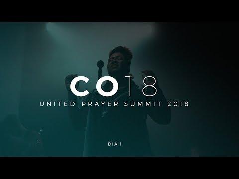 Conferência de Oração 2018 - Dia 1 | Ap. Joshua Adams