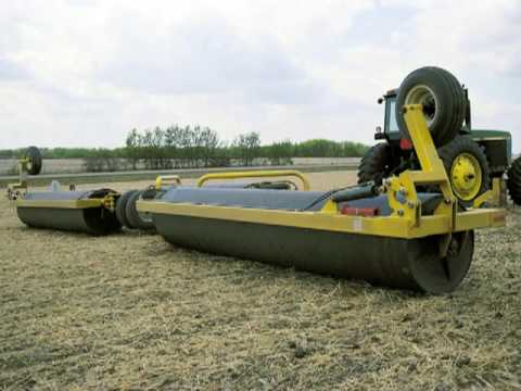 Degelman Landrollers 3-Plex