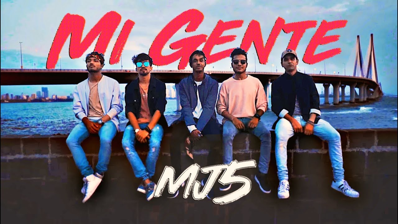 J Balvin Willy William Mi Gente Mj5 Official Dance Choreography Video