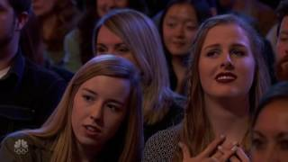 Sofie Dossi Teen Balancer and Contortionist America's Got Talent 2016 Full Auditions