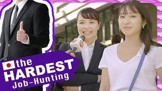 Why Japanese Job-hunting Is The Hardest In The World