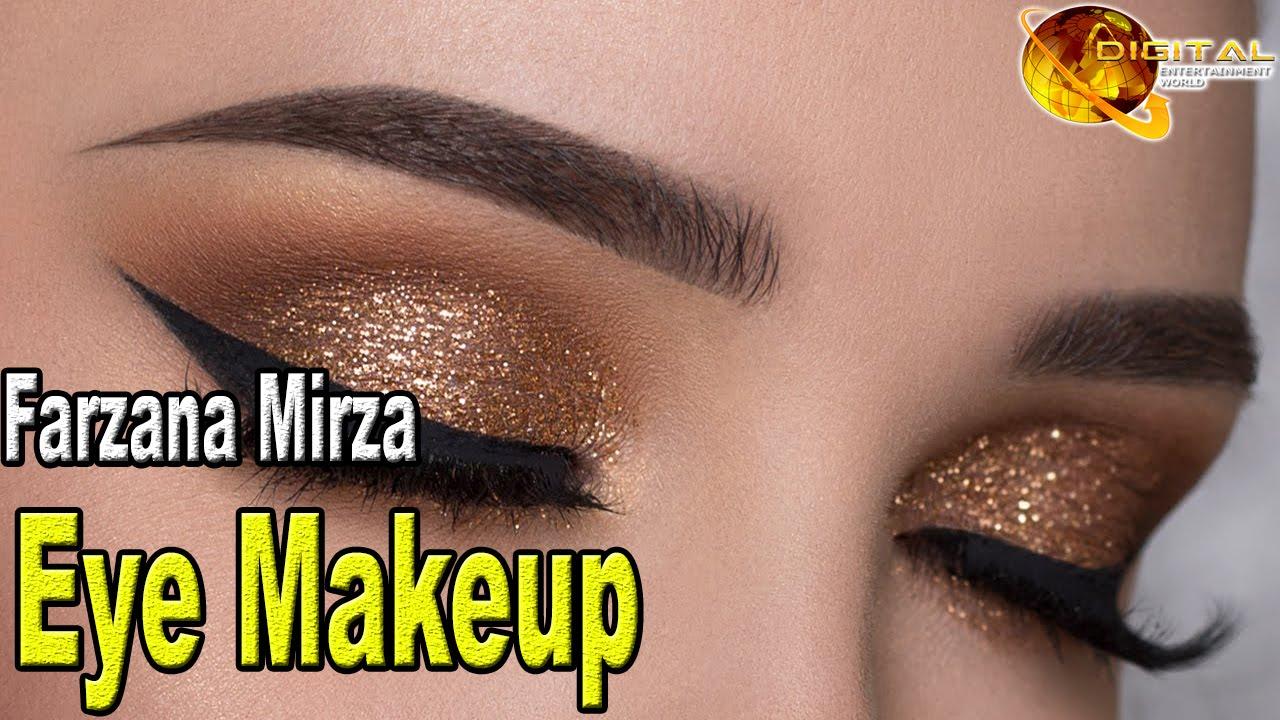 """Eye Makeup""  Homemade Beauty Tips  Fashion Zone  HD Video"