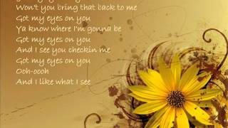 jay sean- eyes on you lyrics