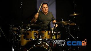 California College of Music: Craig Pilo, Drum Program Chair (Drum Solo)