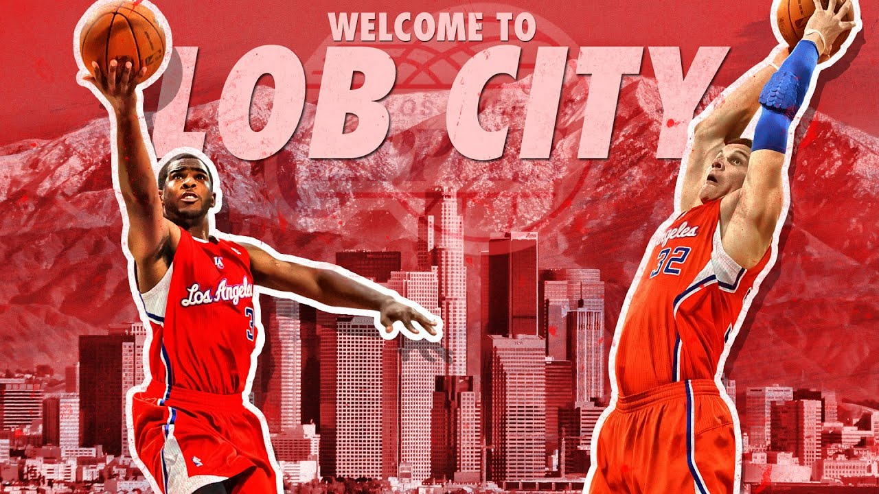 Los Angeles Clippers Highlight Mix ★ Lob City ★ HD - YouTube