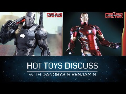 Iron Man DISCUSS: War Machine & Iron Man mark 46 why we need them in our collection.