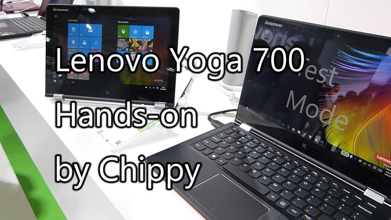 מתקדם Lenovo Yoga 700 (11.6 inch, Core m 6Y54) hands-on - YouTube HT-67