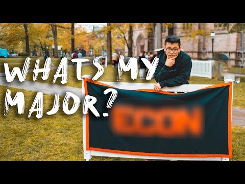 Why I Chose Economics at Princeton