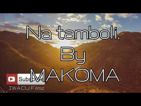natamboli by MAKOMA lyrics