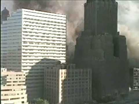 Previously unreleased 9/11 video footage of WTC7 and North Tower