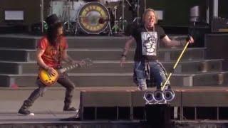 Single Terbaru -  Konser Guns N Roses Live 2019 Air Mata