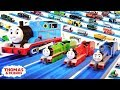 Thomas TrackMaster Collection (#6) Featuring Rex, Mike, and Bert