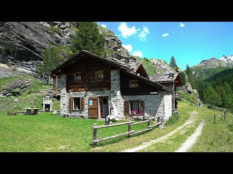 Valle d'Aosta 2019 4k