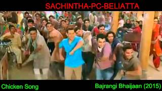 Chicken Song(Bajrangi Bhaijaan (2015)) FULL VIDEO SONG