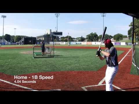Max DiTondo - Franklin Pierce University Scout Video