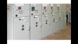 control room of 33 11 kv substation