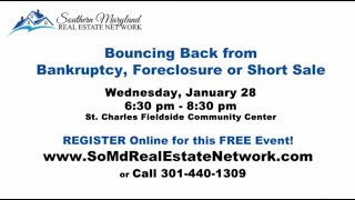 Meet Kimberly Bean, Bouncing Back From Bankruptcy Seminar