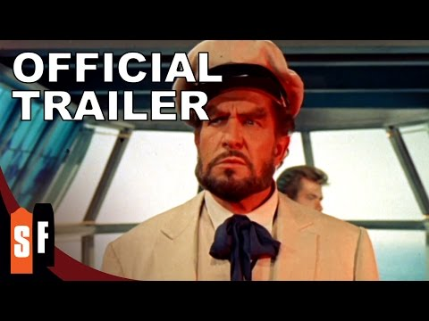 Master of the World - Vincent Price (1961) - Official Trailer (HD)