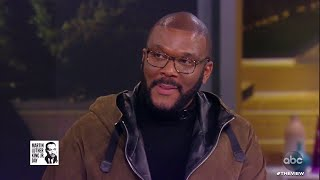 Tyler Perry Discusses Creating the First Black Owned Film Studio | The View