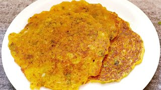Suji Ka Cheela Recipe | How To Make Sooji Ka Cheela | Rava Cheela Recipe |सूजी का चीला बनाने की विधि