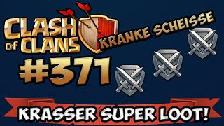 CLASH OF CLANS #371 ★ KRASSER SUPER LOOT! ★ Let's Play COC ★ German Deutsch HD Android IOS