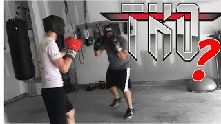 Boxing: Will Vs Jonny Spar (TKO?)