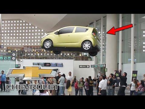 ►Los SECRETOS De CHEVROLET | ¿Auto Que Puede VOLAR?