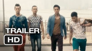 Young and Dangerous: Reloaded Official Trailer #1 (2013) - Hong Kong Action Movie HD
