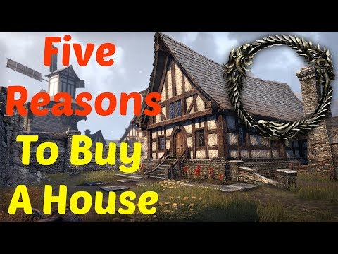 *NEW* ESO: 5 Reasons To Buy a House! 4K