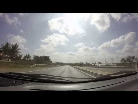 Roadtripping - Hassan to Bangalore (NH75)