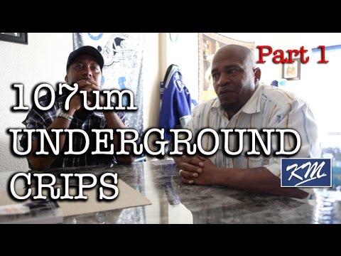 Big Wac & Big Chip 107 Underground Crips PART 1 of 2