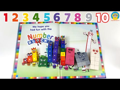 Numberblocks 2020 Annual 4k