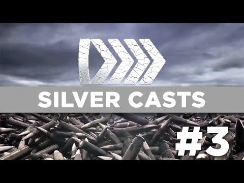 Silver Casts #3 w/ Moses