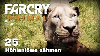 Far Cry Primal [25] [Löwe zähmen - Lion taming] [Far Cry 5] [Let's Play Gameplay Deutsch German] thumbnail