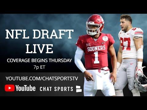 NFL Draft 2019 Live Round 1