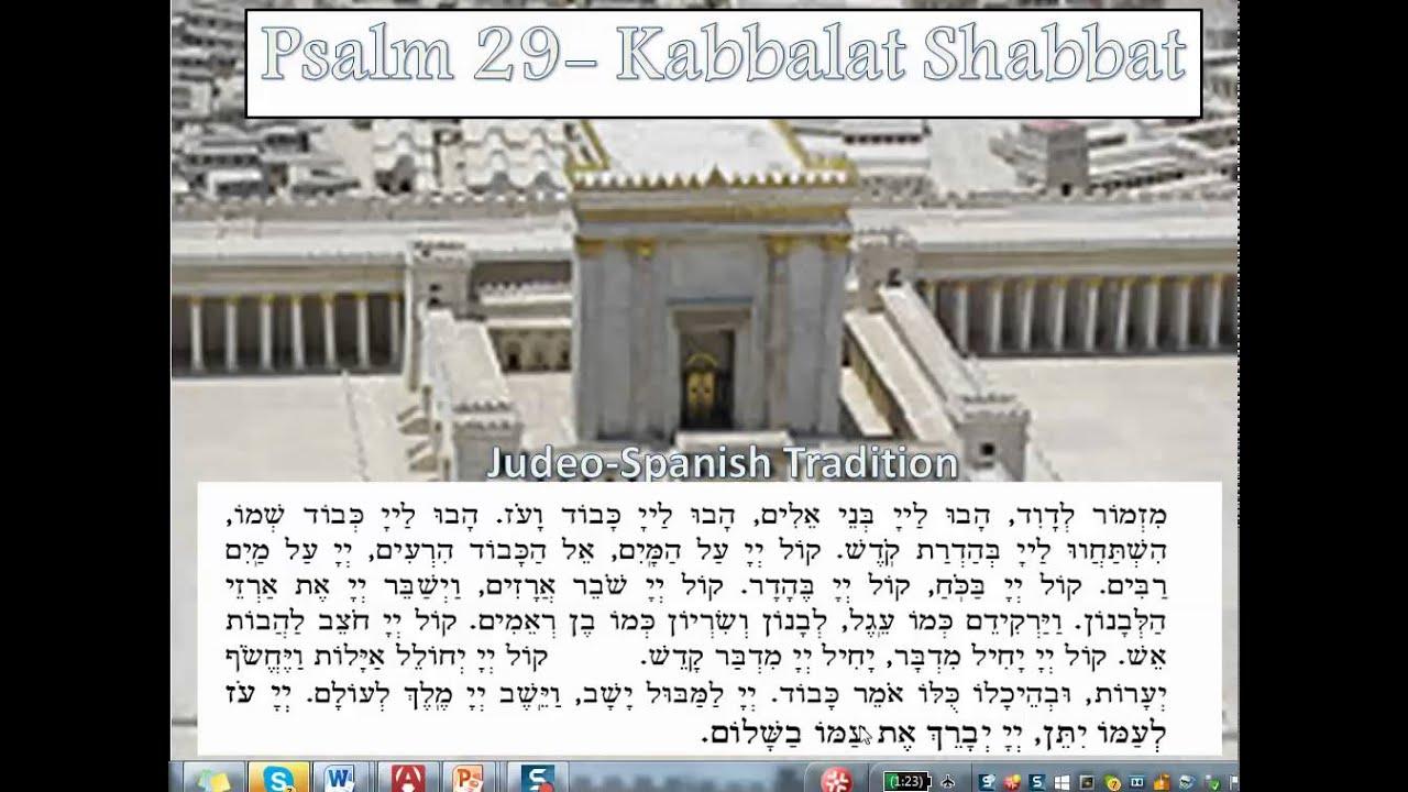 02 Weekday Shacharit Morning Berachot Prayers Sephardim Congregation