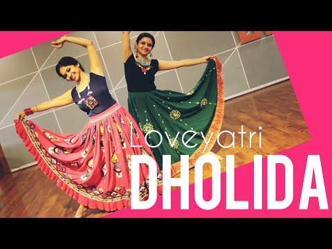 #trending #garba DHOLIDA DANCE / LOVEYATRI/ GARBA BOLLYWOOD CHOREO/ RITU'S DANCE STUDIO SURAT