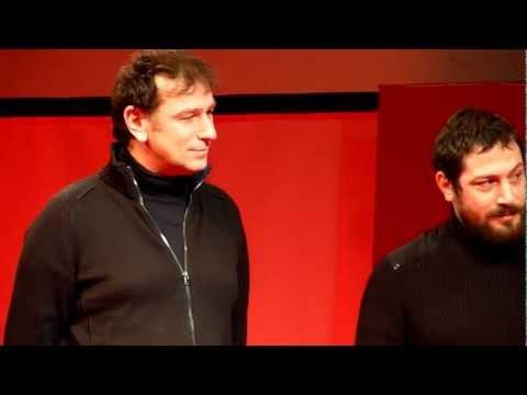 Hiam ABBASS Prix Henri Langlois 2012 Comédienne @ Vincennes