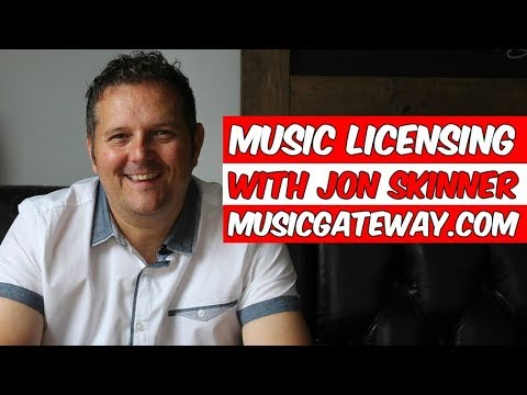 Music Licensing: LIVE Q&A with Jon of MusicGateway.com