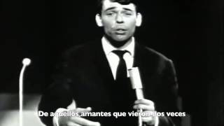 Jacques Brel   Ne me quitte pas (Subtitulada al español)