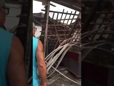 Padaria caiu em São José da laje Alagoas(4)