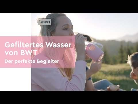 BWT - Life Is Full Of Taste, Moments Of Enjoyment With Filtered Water