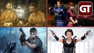 Thumbnail für RESIDENT EVIL - Eine Hass-Liebe zu Spielen, Filmen & mehr - GT-Talk #09